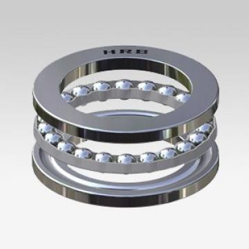 50.800 mm x 127.000 mm x 44.450 mm  NACHI 65200/65500 Tapered roller bearings